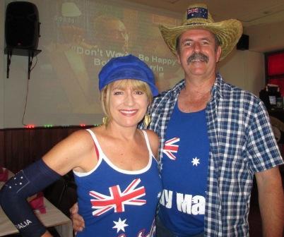 Australia Day Karaoke