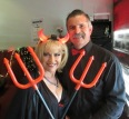 Halloween Hosts Sandi and Dutchy 2015